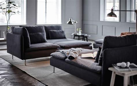 canape ikea soderhamn modular sofa ideas