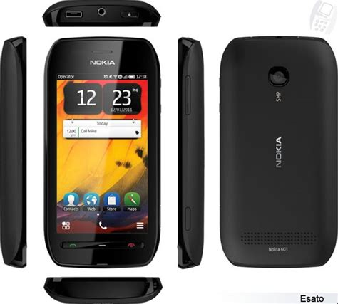 Nokia 603 Picture Gallery