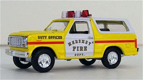 die cast fire apparatus command vehicles american