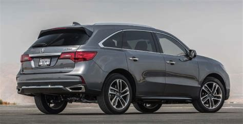acura mdx sport hybrid review car  driver review