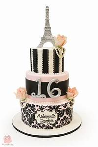 Sweed Paris : sweet 16 parisian themed cake sweet 16 cakes ~ Gottalentnigeria.com Avis de Voitures