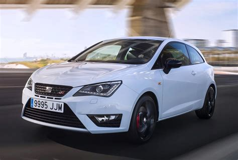 seat cupra leasing seat names its price for reved ibiza cupra available now