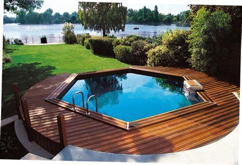 piscine hors sol 4x8 tout savoir sur les diff 233 rents types de piscines hors sol
