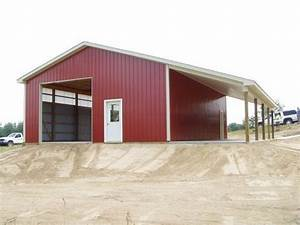 30 x 40 pole barn big shed pinterest With 30 x 100 pole barn