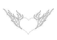 Wählen sie aus illustrationen zum thema gebrochenes herz von istock. Ausmalbilder Gebrochenes Herz - tippsvorlage.info ...