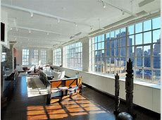 Modern But Expensive New York loft for sale