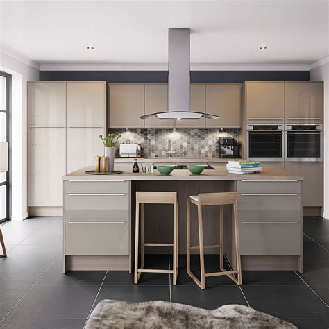 high gloss or semi gloss for kitchen cabinets gloss kitchens high gloss kitchen cabinets units magnet 9674