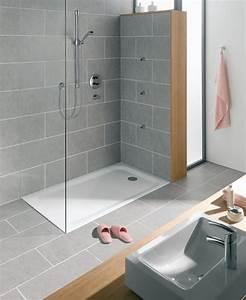 Receveur Douche Couleur : le receveur de douche extra plat l gance pour la salle ~ Edinachiropracticcenter.com Idées de Décoration