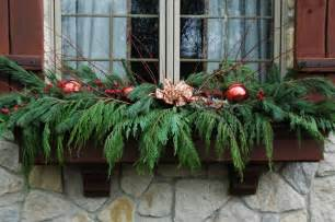 how to decorate outdoor window boxes for christmas christmas window boxes window boxes and