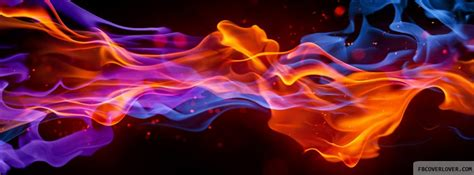colorful flare facebook cover fbcoverlovercom