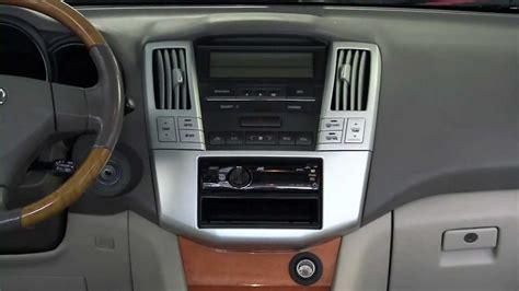 lexus rx dash recall auto today
