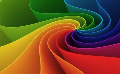 pc de bureau windows 7 abstracte wallpaper met felle kleuren bureaublad