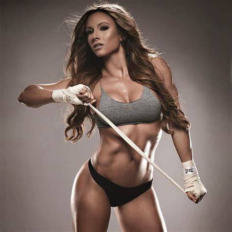 Paige Hathaway - Sexy Fitness Model - Women Bodybuilder