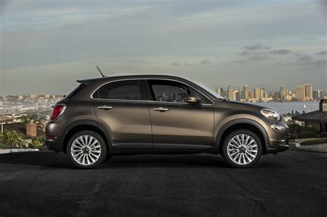 Fiat 500 X by 2015 Fiat 500x Photo Gallery Autoblog
