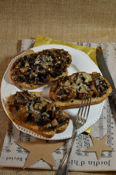 cuisiner les truffes fraiches croute aux chignons et crème de truffe recette le