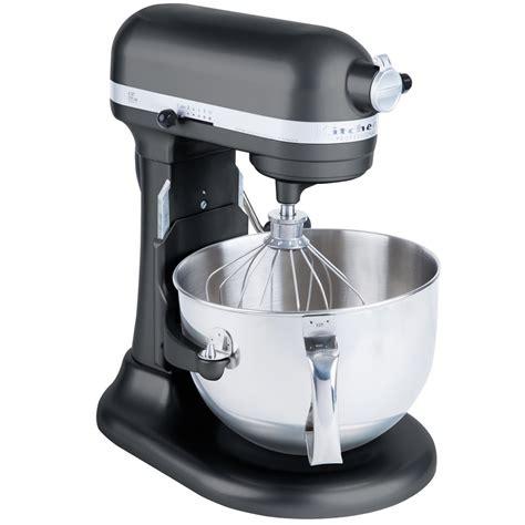 kitchenaid kpmxlc licorice professional  series  qt