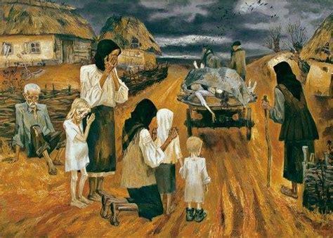bitter harvest story   holodomor ukrainians starve