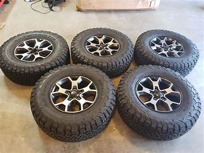 Wheels Jeep Rubicon Tires Take Offs Pnw