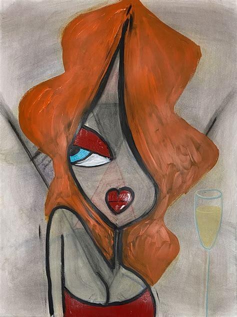 meet celia  dargie fine art painter shoutout htx