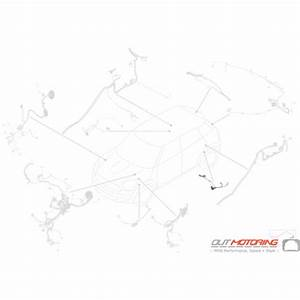 61119807497 Mini Cooper Replacement Wiring Loom Wheelhouse