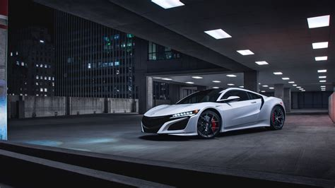Acura Nsx Wallpaper 4k by Acura Nsx 2019 4k Wallpapers Hd Wallpapers Id 27405