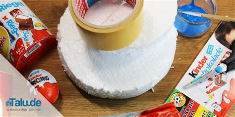 kinderschokolade torte basteln kinderschokolade torte selber machen bastelanleitung talu de
