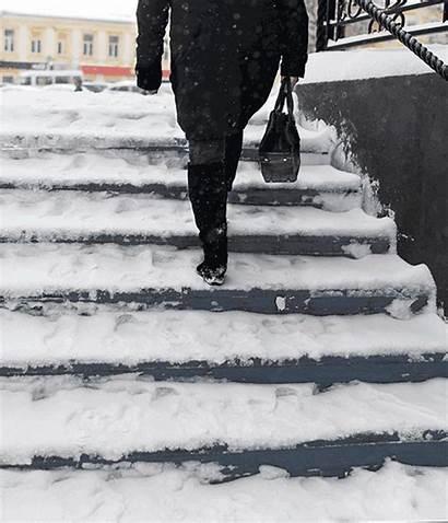Step Covers Heat Ice Slip Snow Steps
