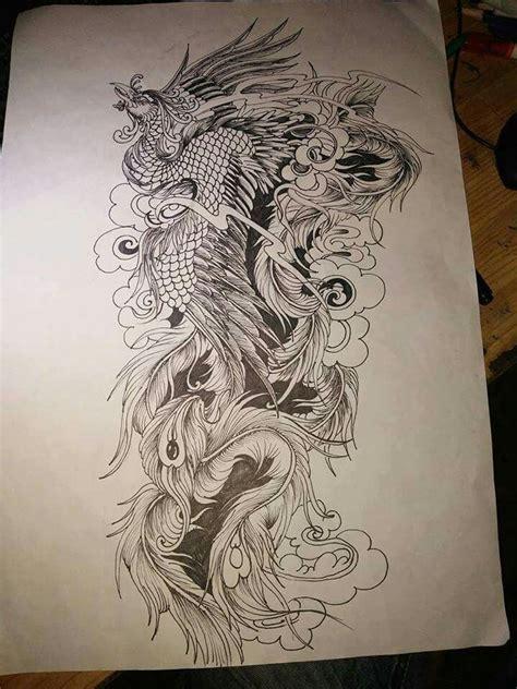 phoenix images  pinterest japan tattoo tattoo