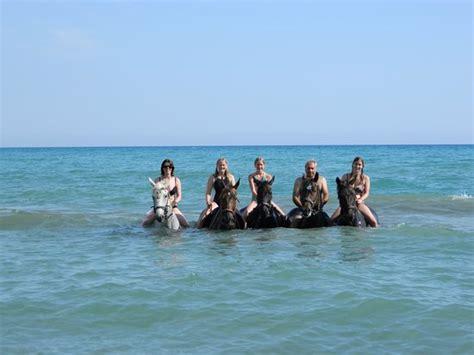 laganas horse riding center zakynthos