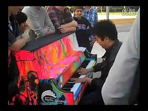 Lang Lang gives impromptu performance for students - YouTube
