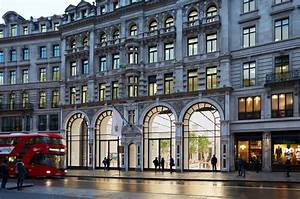 Liberty Kaufhaus London : apple regent street to reopen with new design apple ~ Markanthonyermac.com Haus und Dekorationen