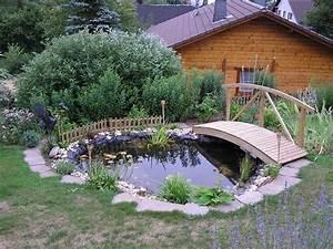 Gartenteich Mit Bachlauf : gartenteich mit bachlauf und br cke google suche garden ideas pinterest bachlauf br cke ~ Buech-reservation.com Haus und Dekorationen