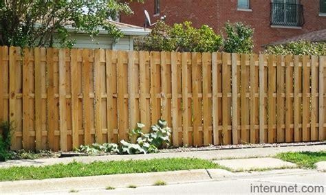 simple wooden fence designs plans diy