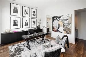 Bureau Moderne Design : agencement bureau moderne id es d co et photos ~ Teatrodelosmanantiales.com Idées de Décoration