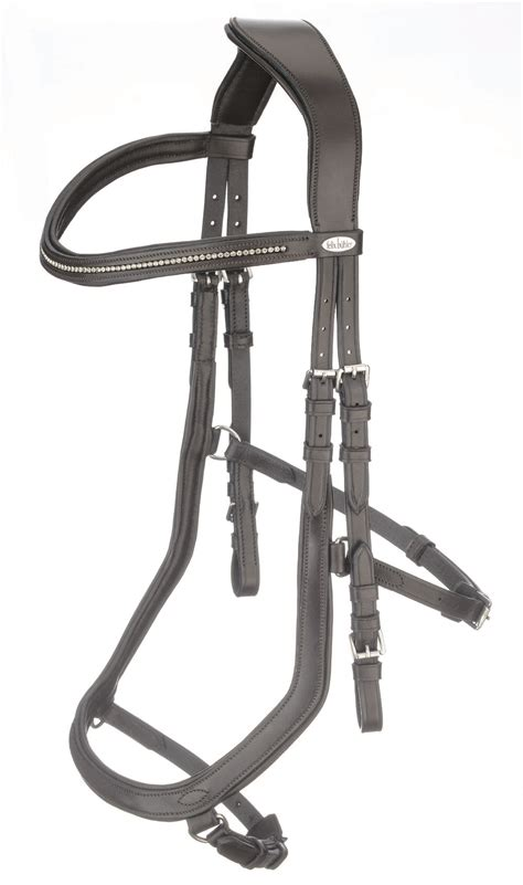 bridle anatomical felix buhler pro bridles horse