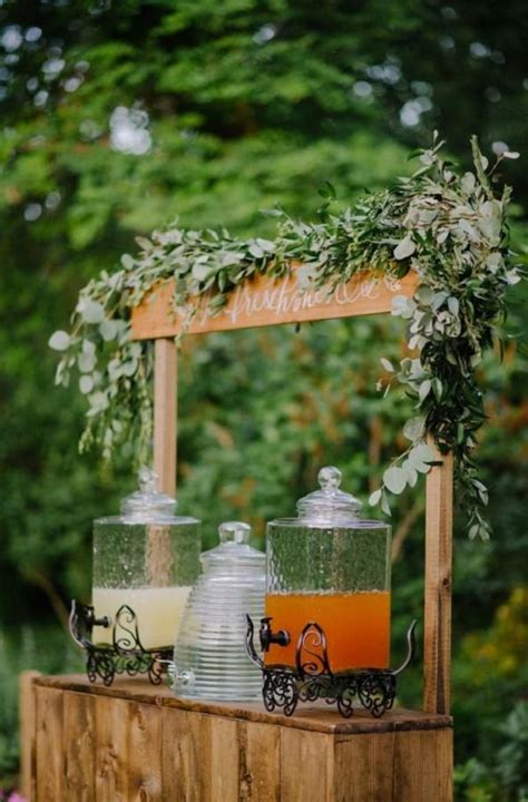 Rustic Backyard Wedding Decoration Ideas Deer Pearl