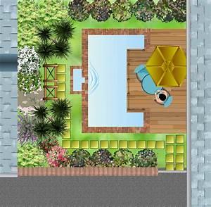 Terrasse En Anglais : exemple plan jardin mod le d 39 am nagement paysag page numero un ~ Preciouscoupons.com Idées de Décoration