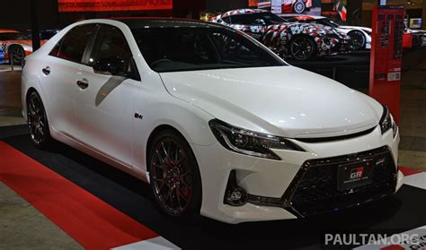 tas  toyota mark  grmn returns  ps  na