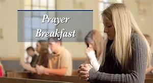 Annual Prayer Breakfast 2016