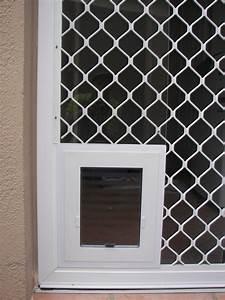 dog doors for large dogs dog kennel doors prestige pet With secure large dog door