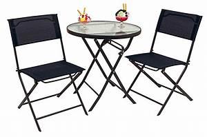 Balkon Tisch Stühle : bistro set 3tlg balkonset bistroset sitzgruppe tischgruppe balkon tisch st hle ebay ~ Sanjose-hotels-ca.com Haus und Dekorationen