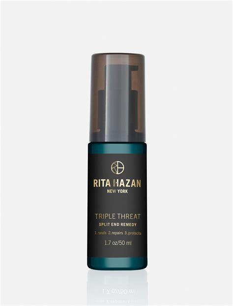 Triple Threat Split End Remedy Rita Hazan