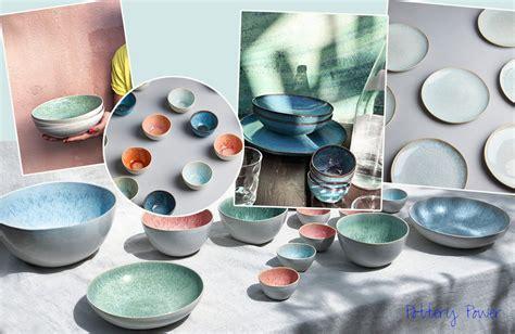 Keramik Geschirr Bunt by Geschirr Steingut Bunt Kombiservice Geschirrset