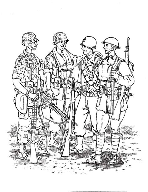 army guy coloring pages coloring pages