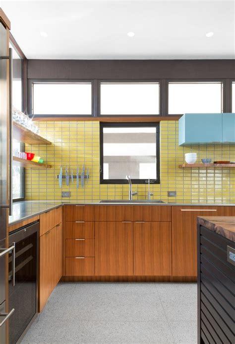 mid century modern kitchen flooring best 25 mid century kitchens ideas on modern 9165