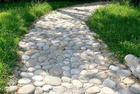 como hacer  jardin  piedras facilisimocom