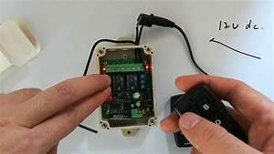 202u V5 - Programming Remotes