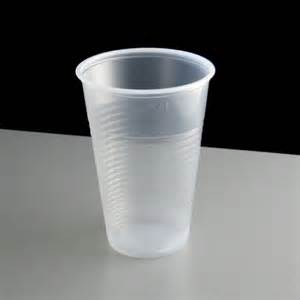 Disposable Plastic Water Cups
