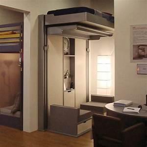 Lit Escamotable Plafond : les 25 meilleures id es concernant lit escamotable plafond ~ Premium-room.com Idées de Décoration