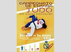 Campeonato de España de Judo en Edad Escolar 2014 Real